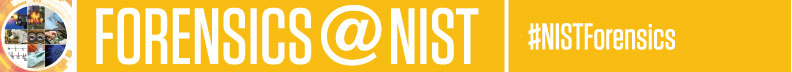 Forensics@NIST 2016 banner image
