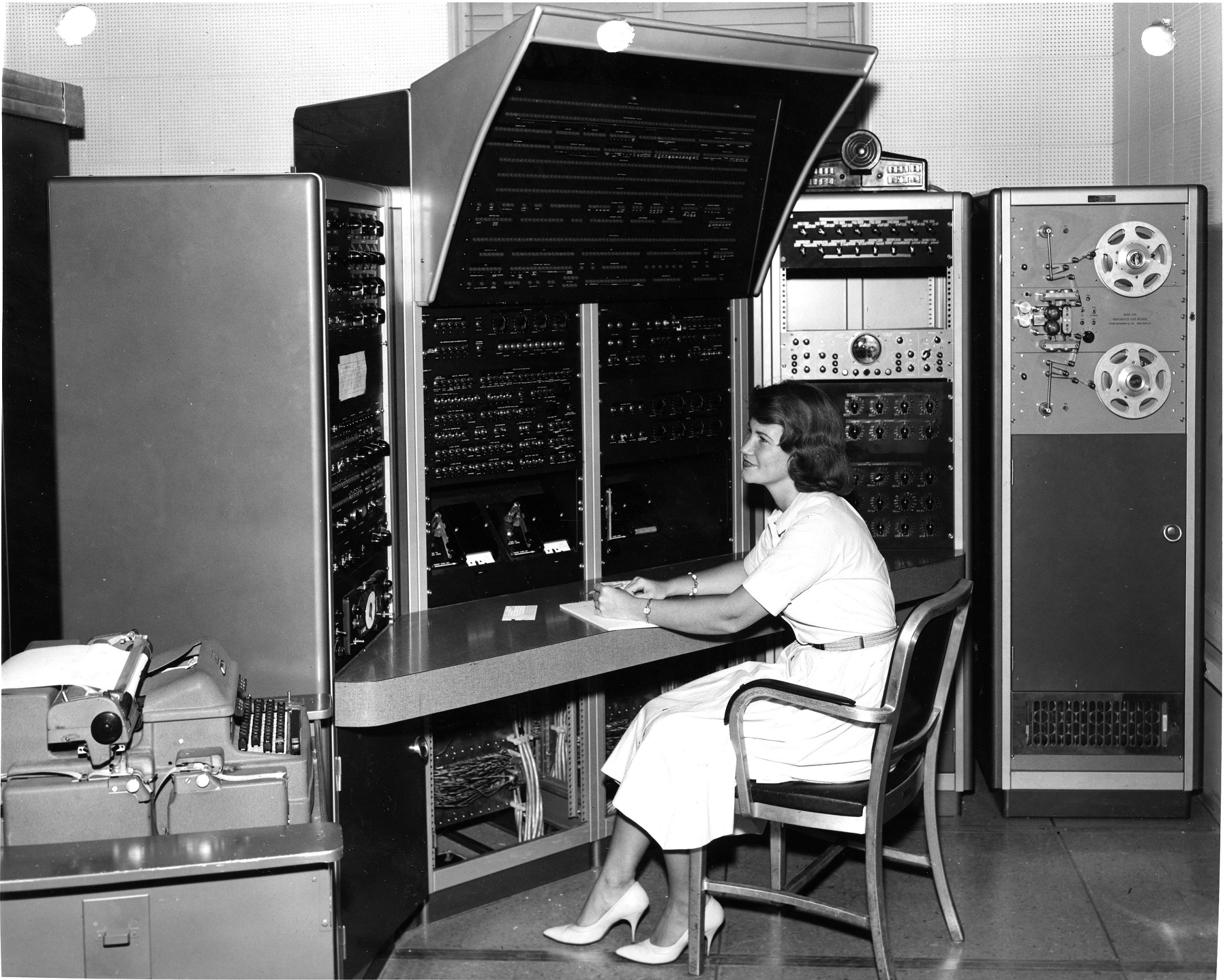 from the archives  the nist pilot computer  1961