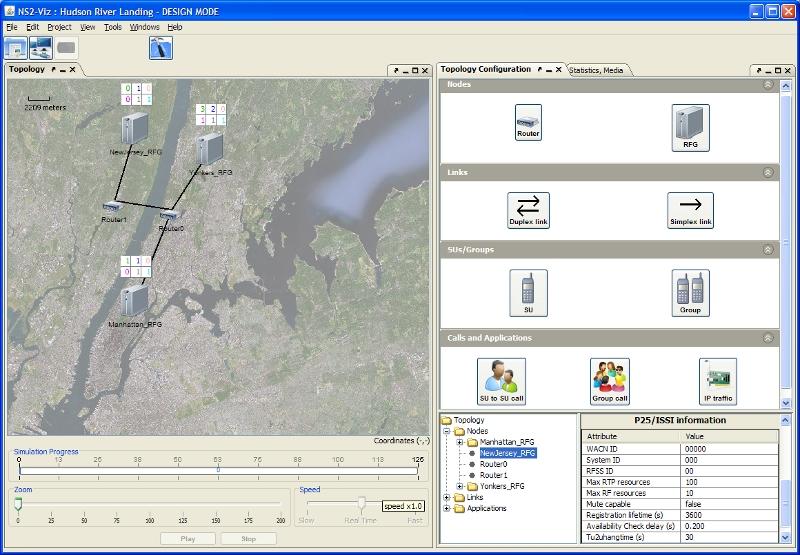 P25 ISSI Simulation Tool | NIST