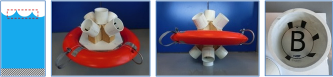 Underwater Tes Camera Pointing Apparatus