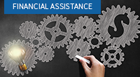 PSCR Financial Assistance Tile