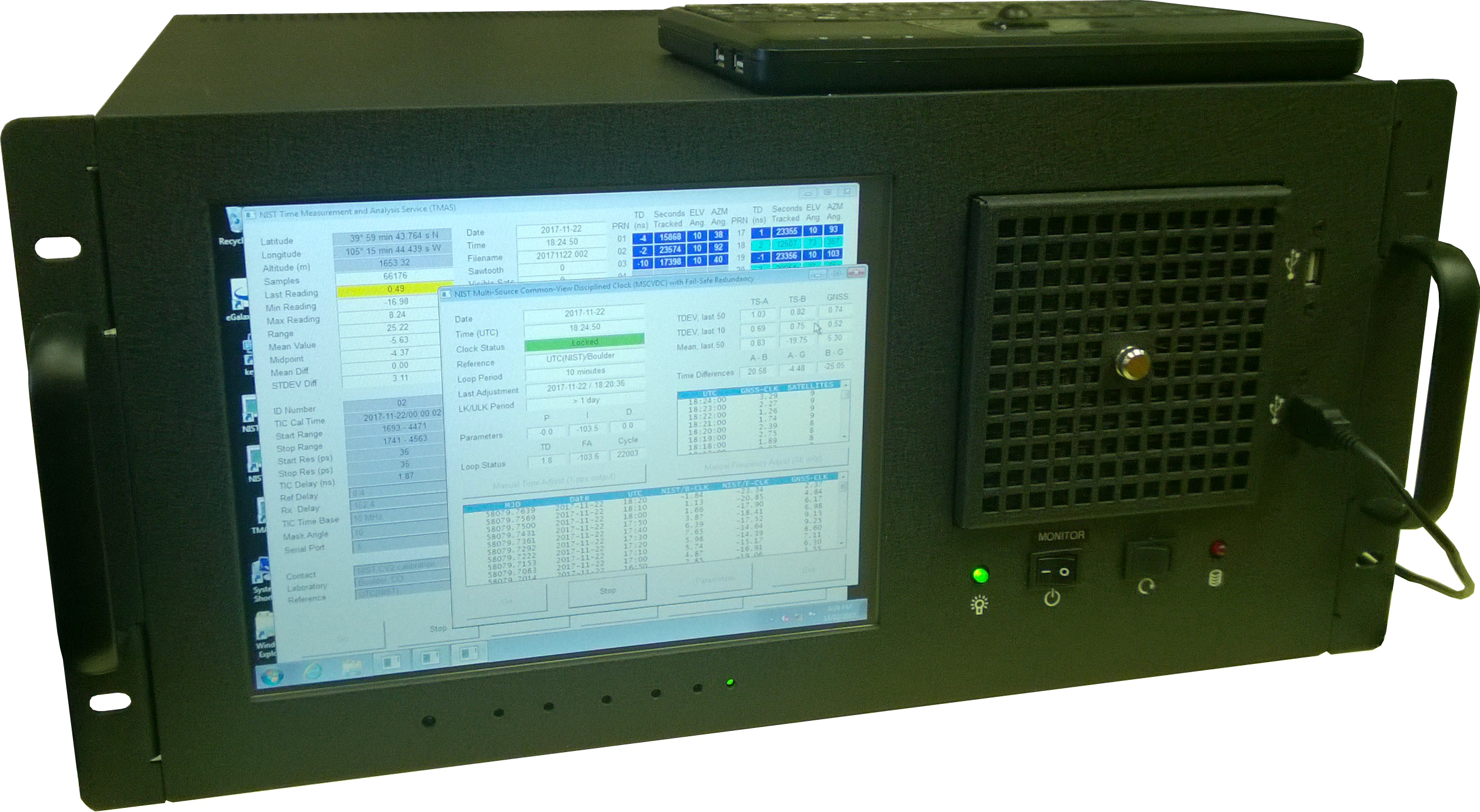Time Measurement And Analysis Service Tmas Nist