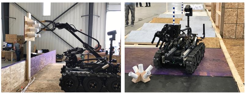 Ground Robot Test Methods