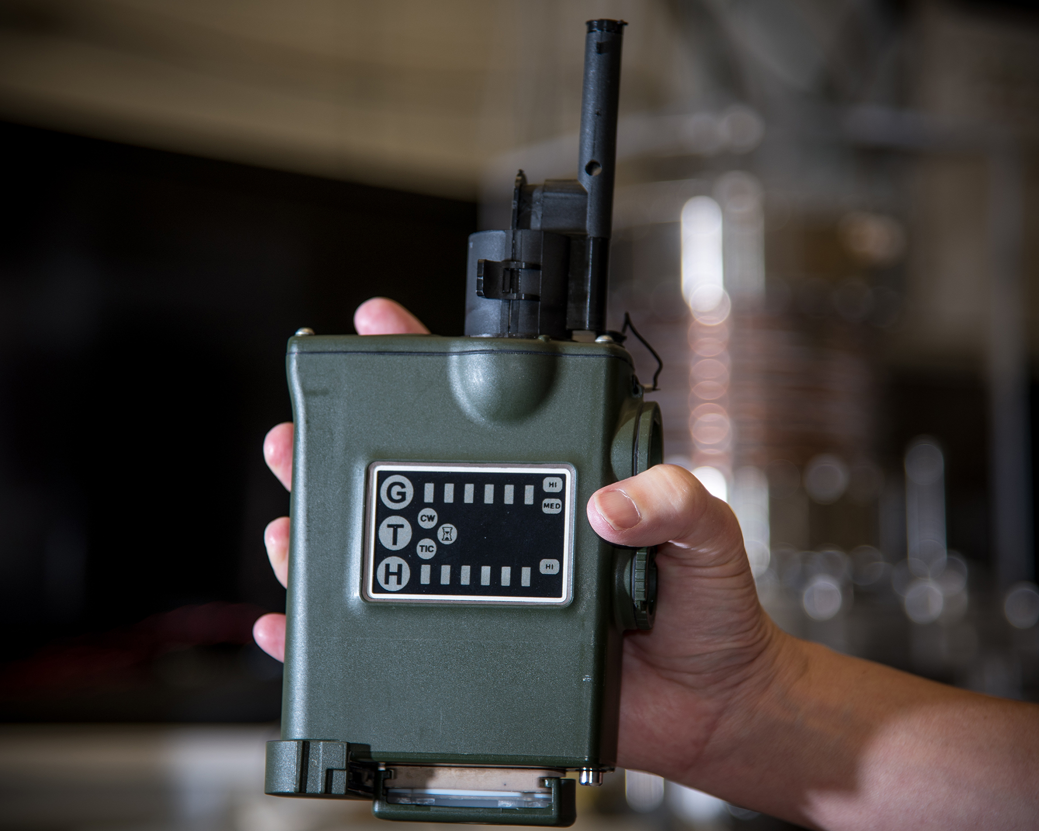 Detecting Chemical Agents with Confidence | NIST