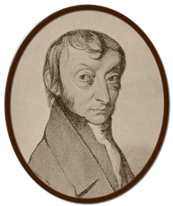 portrait of Avogadro
