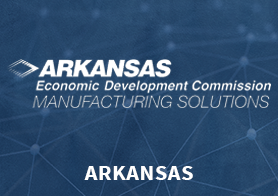 Arkansas Manufacturing Solutions' logo that links to the MEP Center's one pager