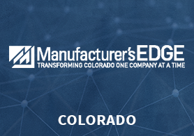 Manufacturer's Edge logo that links to the MEP Center's one pager