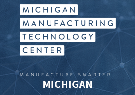 Michigan Manufacturing Technology Center logo that links to the MEP Center's one pager