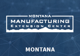 Montana Manufacturing Extension Center logo that links to the MEP Center's one pager