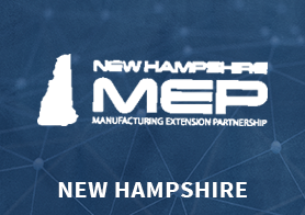 New Hampshire Manufacturing Extension Partnership logo that links to the MEP Center's one pager