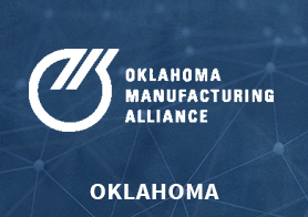 Oklahoma Manufacturing Alliance logo that links to the MEP Center's one pager
