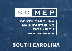 South Carolina Manufacturing Extension Partnership logo that links to the MEP Center's one pager