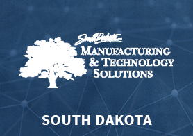 South Dakota Manufacturing and Technology Solutions logo that links to the MEP Center's one pager