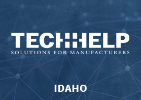 TechHelp's logo that links to the MEP Center's one pager