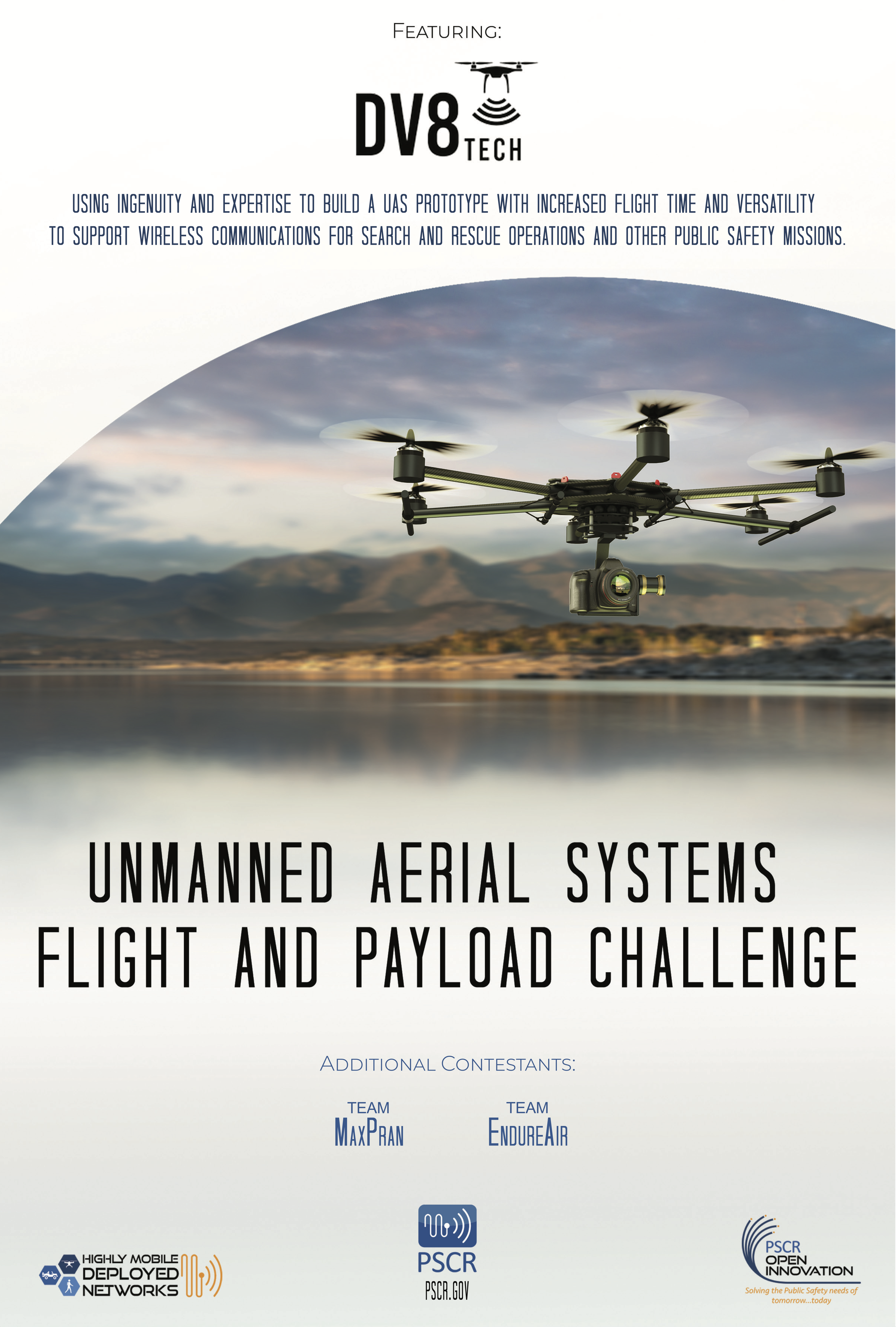2018 Unmanned Aerial Systems Flight and Payload Challenge | NIST