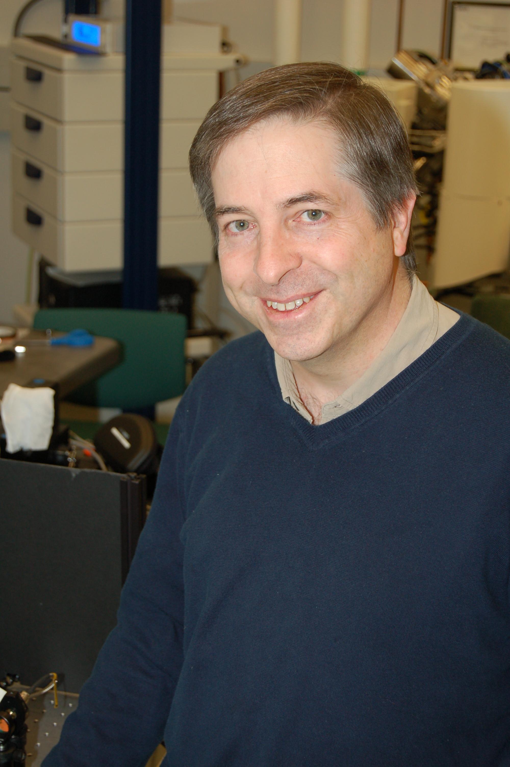 NIST, Harvard Researchers Share 2010 Julius Springer Prize for
