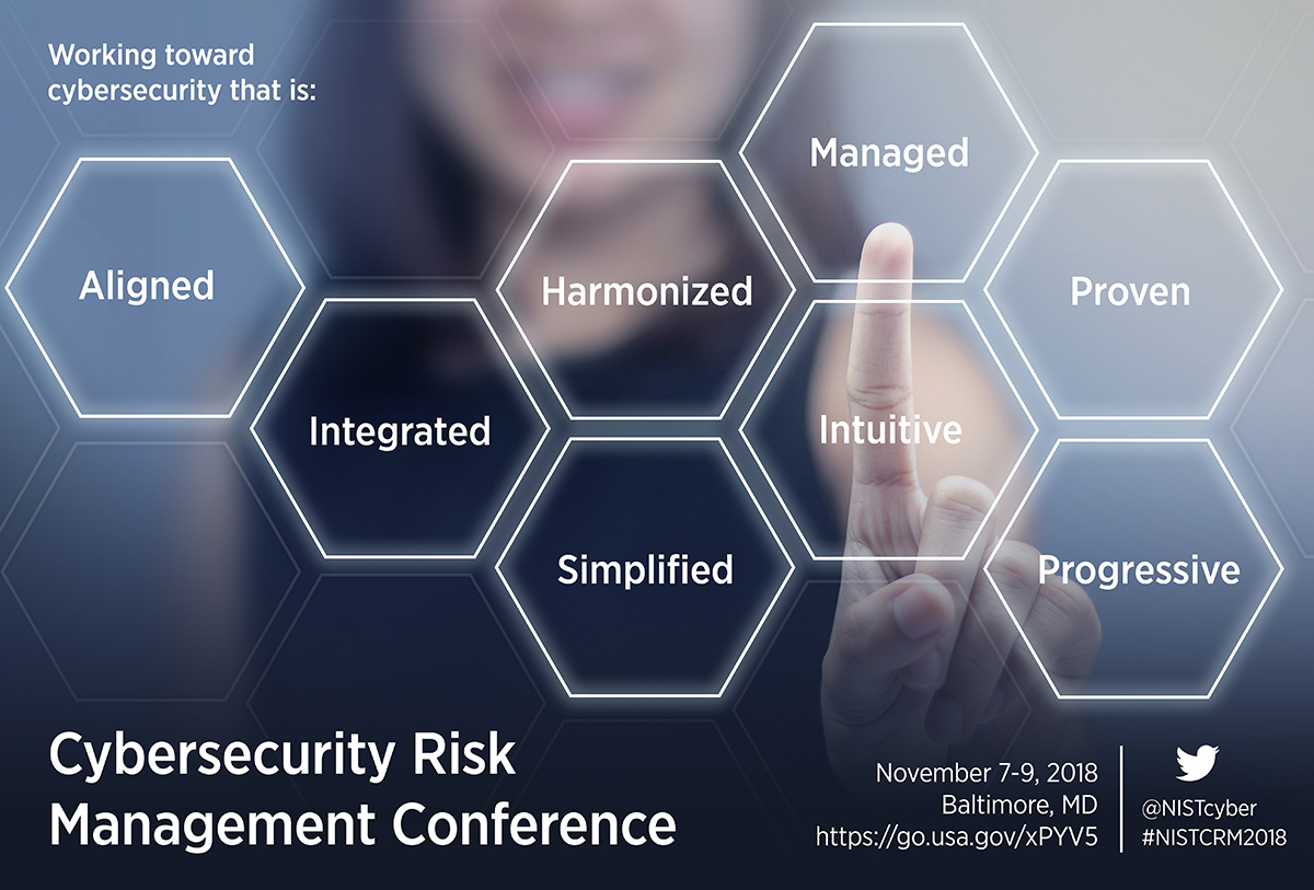 Nist Cybersecurity Risk Management Conference Nist