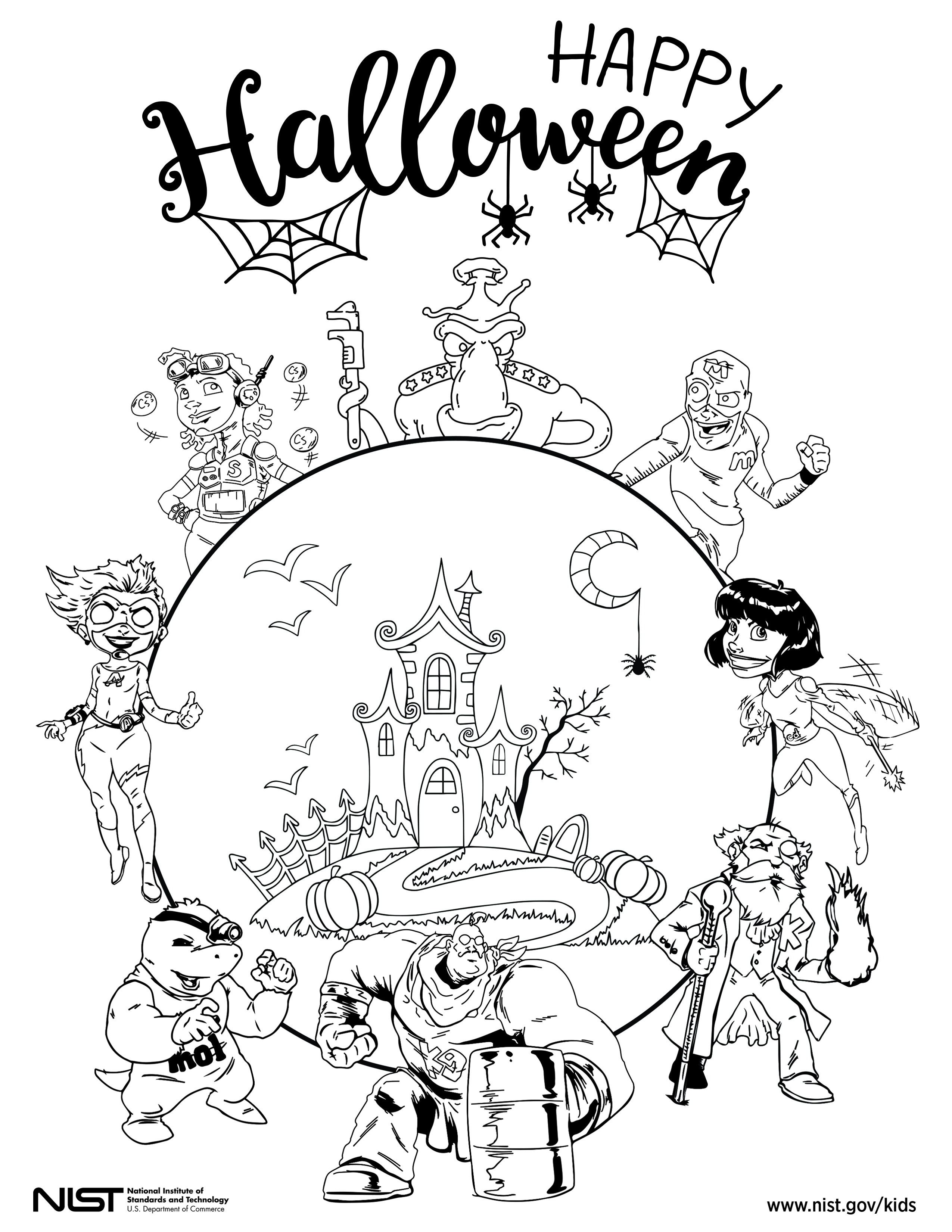 Free Coloring Pages Of Superheroes Printables, Download Free Clip Art, Free  Clip Art on Clipart Library | 3300x2550