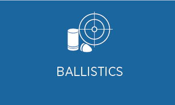 ballistics forensic icon