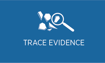 Trace forensic icon