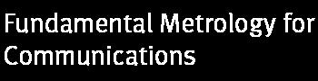Fundamental Metrology button