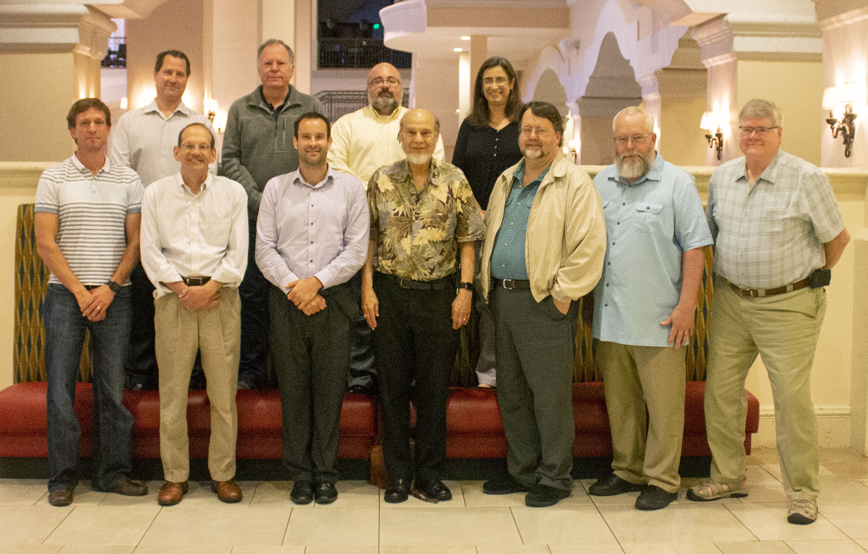 Members of the OSAC Physics/Pattern Interpretation Scientific Area Committee (SAC)