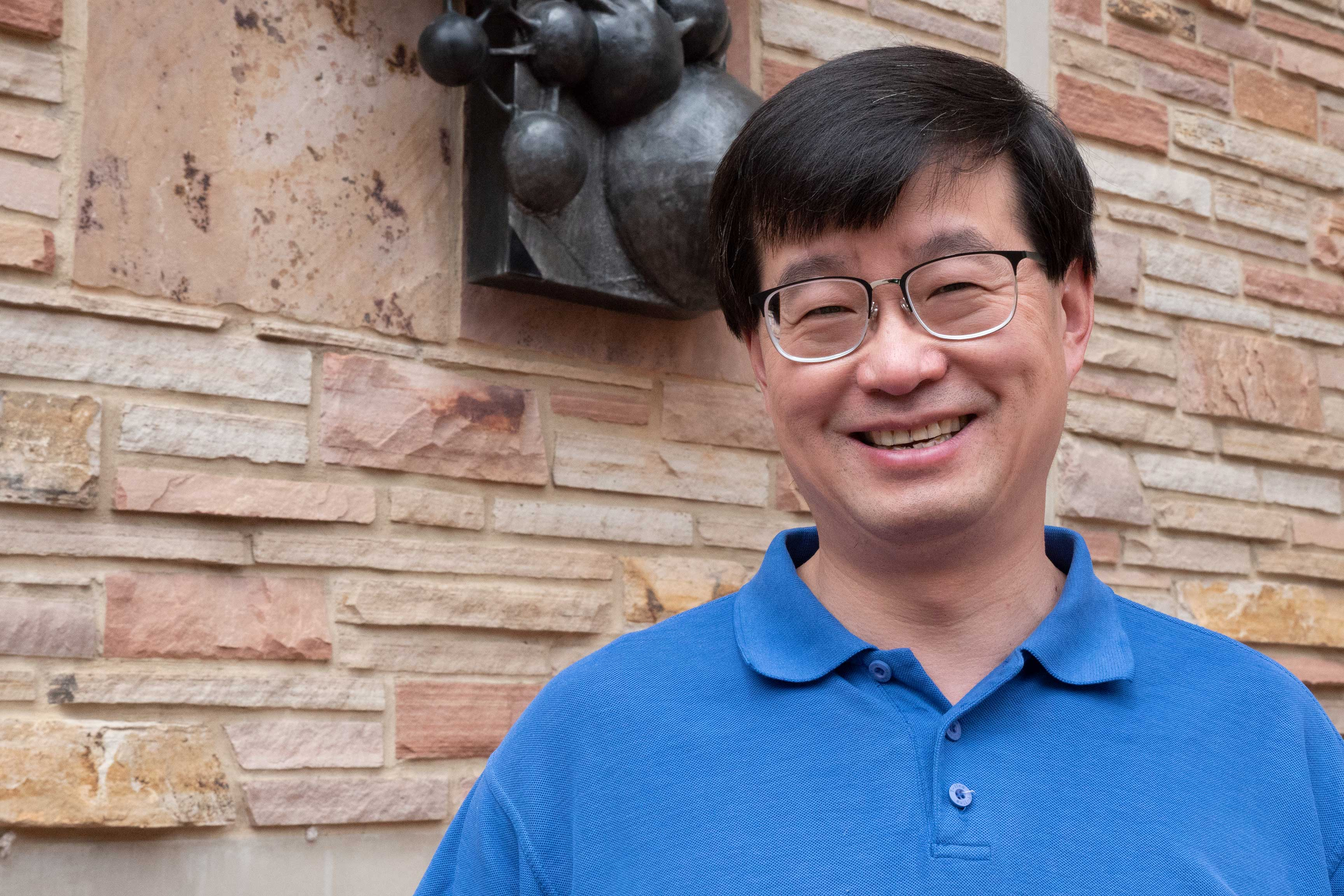 NIST/JILA Fellow Jun Ye Wins Breakthrough Prize in Basic Physics