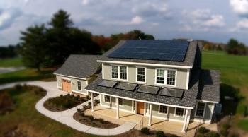 Net Zero Energy House