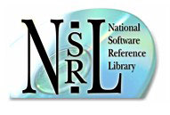 logo of National Software Reference Library