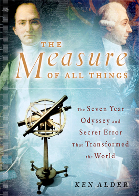 The Measure of All Things book cover