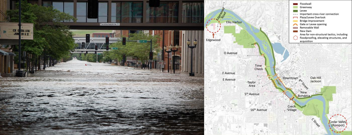 Cedar Rapids Flood and Resilience Plan