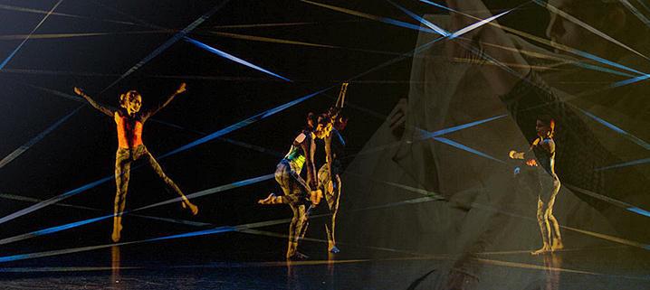 Quantum Dance Dancers