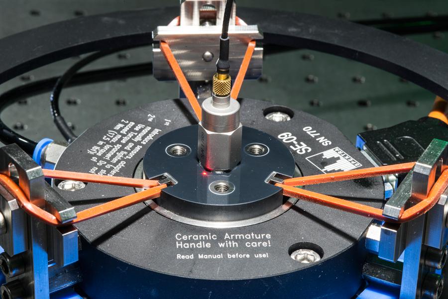 accelerometer calibration equipment
