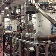 NIST's Cryogenic Flow Measurement Facility at Boulder, CO