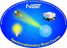 Spectroradiometric short course logo
