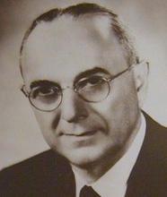 Dr. Fredrick D. Rossini TRC Director, 1942-1961