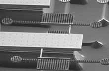 Nanorobot from Team CMU1 (Carnegie Mellon University)