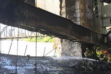 2016 Liberty Bridge Fire