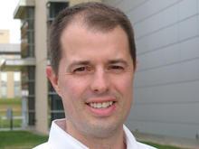 headshot of R. David Holbrook, Jr.