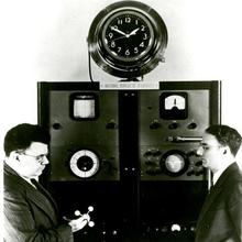 Condon and Lyons with Atomic Clock and Ammonia Molecule Model