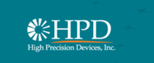 High Precision Devices Logo