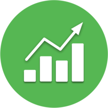 icon representing market factors