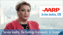 Jo Ann Jenkins CEO, AARP photo
