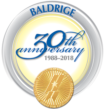 Baldrige 30th Anniversary Logo artwork