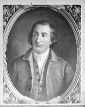 Secretary of State Edmund Randolph
