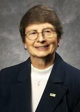 Photo of Sr. Mary Jean Ryan, President and CEO (retired) of SSM Health Care.