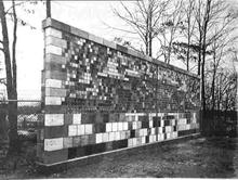 NIST Stone Wall - B/W