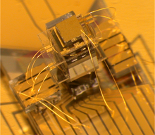 NIST chip-scale magnetometer