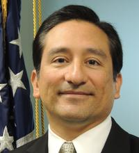 Picture of Albert Palacios of the U.S. Department of Education
