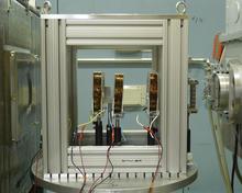 JANUS coil frame